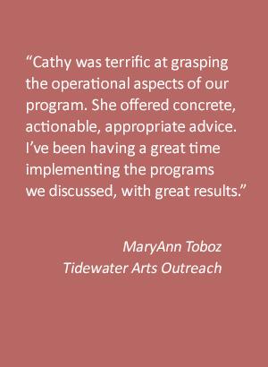 Cathy DeWitt-Testimonial